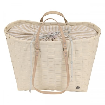 Go! Shopper  cream white