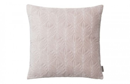 Cozy Living quiltet pute 50x50 dusty rose