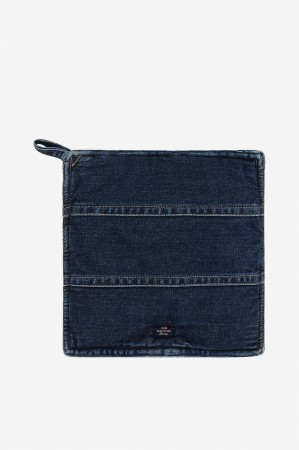 Lexington Gryteklut Icons Cotton Twill Denim Potholder
