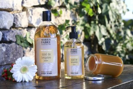 Oliven såpe
