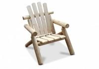 Rustic Log chair